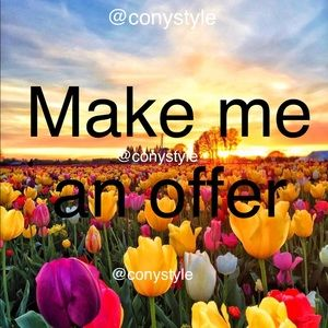 🌺🌷Make me an offer🌺🌷